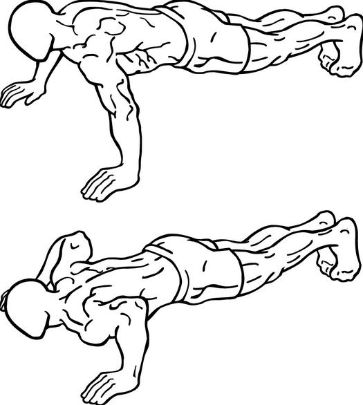 push ups calisthenics