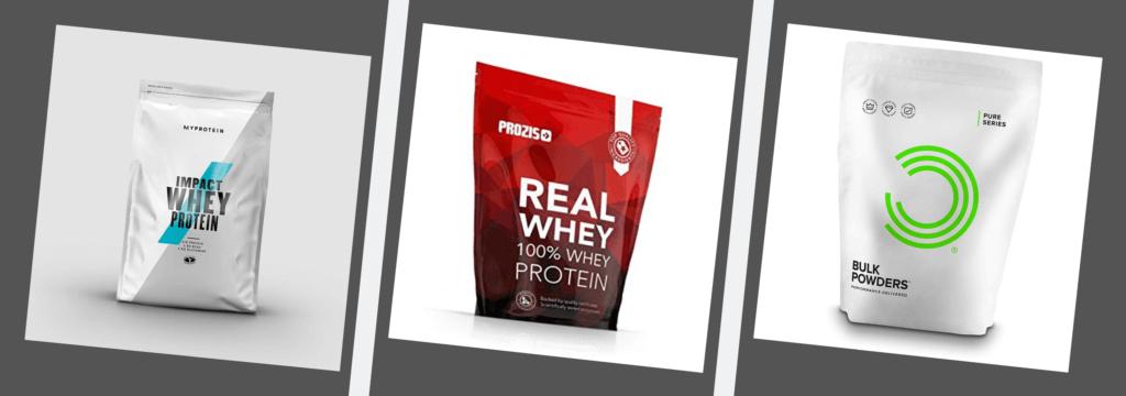 migliore proteina in polvere