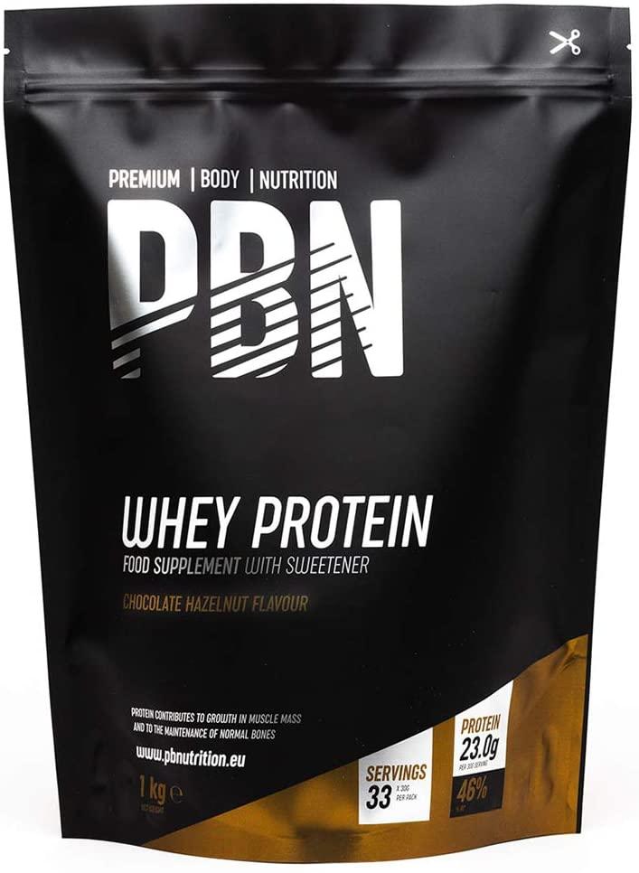 proteine pbn whey