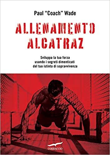 allenamento alcatraz calisthenics