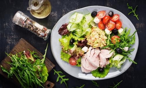 Dieta per Massa Muscolare nel Calisthenics