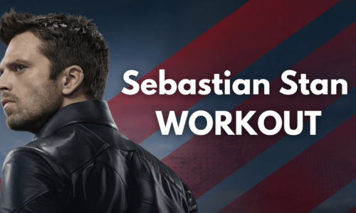 Sebastian Stan Workout Completo [The Winter Soldier]