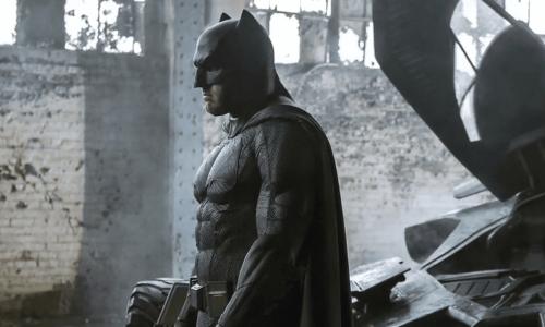 Ben Affleck Allenamento Completo [Batman]